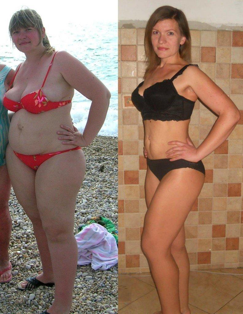 за 4 месяца на сколько можно похудеть